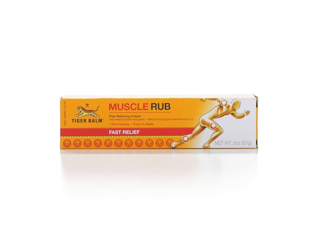 Tiger Balm Muscle Rub - 2 oz