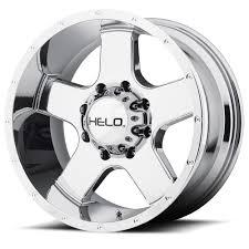 100 16 Inch Truck Wheels Helo HE886 SoCal Custom