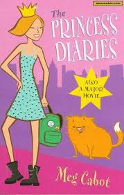 The Princess Diaries Series By Meg Cabot