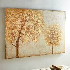 Golden Trees Art Pier 1