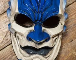 Payday 2 Halloween Masks Disappear by Best Mask Craft By Maskforsale On Etsy