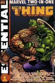 Essential Marvel Two In One TPB 2005 2011 1