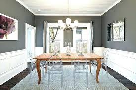 Room Chair Rail Paint High Dining
