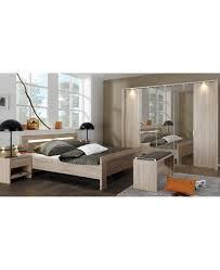 wiemann schlafzimmer donna eiche nachbildung spiegelschrank