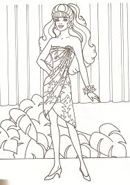 I Found A Barbie Coloring Book In The Librarys Store And Picked