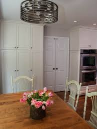 Kitchen Ceiling Fans With Bright Lights by Kitchen Ceiling Fans Houzz Intended For Incredible Household