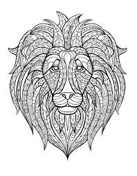 Coloring Pages For Adults Printable Christmas Free Pinterest Animals Best Of Winter Large Size