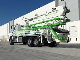 100 Concrete Pumper Truck 33X5ZZ Boom Pump DY Pumps