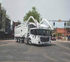 100 Trucking Usa New Freightliner EconicSD Waste Collection Truck Unveiled At