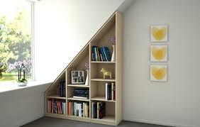 Schlafzimmer In Dachschrã Dachschrägenregal In Ahorn Meine Möbelmanufaktur