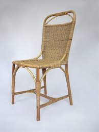 DRYAD Wicker Chair Attributed To Harry Peach - Antiques Atlas