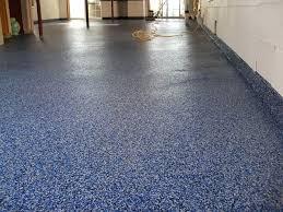 Behr Garage Floor Coating Vs Rustoleum by Rustoleum Garage Floor Epoxy Chips Tech Blue Garage Floor Coating