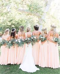 4 Awesome Peach Wedding Theme 14
