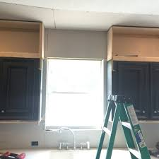 Kitchen Soffit Removal Ideas by Take Your Kitchen Cabinets To The Ceiling U2014 Designed