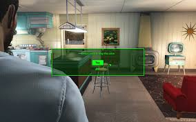 Stickman Death Living Room Hacked by Fallout 4 Redefined Demo At Fallout 4 Nexus Mods And Community