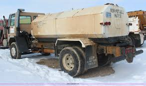 100 Water Truck Parts 1987 Ford CF6000 Water Truck Item H7807 SOLD March 13 C