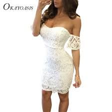 compare prices on short lace white dress online shopping buy low