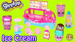 Shopkin Ice Cream - Coloring Pages Licks Ice Cream Truck Takes Up Post In Brentwood Eater Austin Chomp Whats Da Scoop Shopkins Scoops Playset Flair Leisure Products 56035 New Exclusive Cooler Bags Food Fair Season 3 Very Hard To Jual Mainan Original Asli Helados In Box Glitter Moose Toys And Accsories Play Doh Surprise