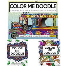 26 Pages From Adult Coloring Books That Will Make You Want To Be A