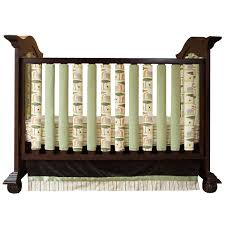 Jcpenney Crib Bedding by Furniture Cherry Wood Crib With Changing Table Crib Furniture