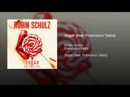 sugar robin schulz shazam