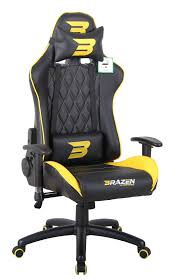 BraZen Phantom Elite Racing PC Gaming Chair - Yellow ... Brazen Pride 21 Bluetooth Surround Sound Gaming Chair New Product Launch Stag Surround Sound Gaming X Video Rocker Pro Wireless Black 51319 Brazen Stag Greyblack Height 94 Cm Width 54 Length 71 Gtracing Ergonomic Details About Blackwhite 17991 Premier Recliner Dual Audio Pc Racing Game Rocker New Xpro With Soundrocker Ps4xbox One Sabre 20 Stealth 40 Diy Album On Imgur