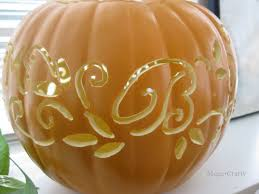 Carvable Foam Pumpkins Walmart by Beautful Pumkin Carvings Ve Been Meaning To Do A Post About