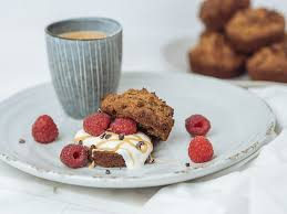 protein frühstücks muffins mit banane lykke