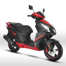 China New Scooter 125CC 150CC With LED Light Cheap Gas Scooters For Sale