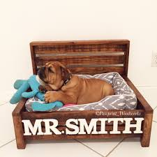 Restoration Hardware Dog Bed by Customized Wooden Bed Descargas Mundiales Com