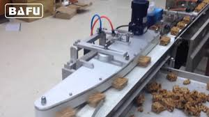 Cereal Bar Packaging Line Energy Machineautomated Of Bars
