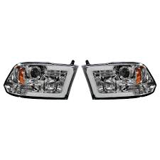 Clear Chrome Truck LED Halo Headlights | Dodge Ram 09-14 | RECON ... 2009 Dodge Ram Truck 1500 Headlight Protection Film Lampgard Bixenon Projector Retrofit Kit 2013 High Performance 1318 Ram Upgrade Harness Gen5diy For 092018 2500 3500 Led Tube Black Upgrades Anzo Halo Headlights Truckin Oracle 0205 Colorshift Rings Bulbs Smoked Recon Complete Custom Led Pods Headlights Page 2 Dodge Forum 1417 How To Lift Your Laws For Jeep Browning
