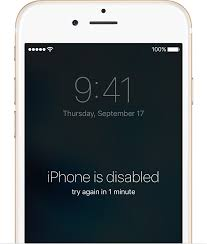 What to do if you ve forgotten your iPhone passcode