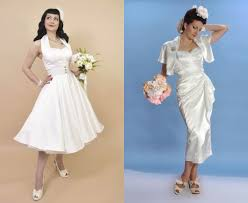 Alternative Non Strapless Wedding Dress Ideas For A Rock N Roll