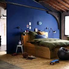 couleur de chambre ado garcon couleur de chambre ado garcon chambre ado garaon bleu theme