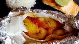 cuisiner des bananes plantain papillotes de bananes plantains la tendresse en cuisine