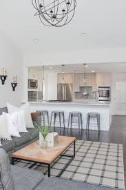 Good Colors For Living Room And Kitchen by Best 25 Open Concept Kitchen Ideas On Pinterest Open Kitchen