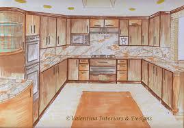 Trendy U Shaped Kitchen Layout Ideas Part 60