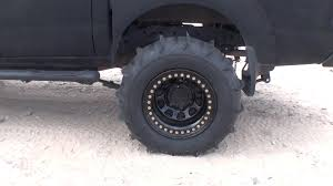Best Tires For My Truck With 2003 2wd Nissan Frontier Sand Paddles ...
