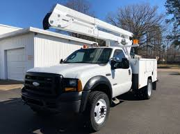 100 For Sale Truck F550 Bucket Boom S