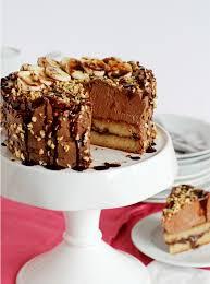 bananen nutella torte küchendeern kuchen und torten
