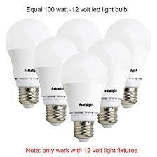 ashialight 12 volt dc light bulb led replacement 100 watt