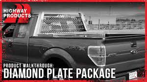 Highway Products | Diamond Plate Package - YouTube Custom Truck Beds Trailers Armstrong Fabricaton 1997 Ford F250 Powerstroke Tonneau And Bed Caps By Partywave On Covers Diamond Bed 90 Plate Photo Gallery 14c Chevy Silverado Gmc Sierra Trucks Kw Tool Boxes Unique 5th Caps Automotive Box Work Tcusa Tonneau Cover Closed Retractable Ladder Rack Hard Pickup A F150 With Pulls Boat Trailer Flickr The Ultimate Locks Trunk Low Profile Alumbody Life As An Artists Wife Cowboy Bought A