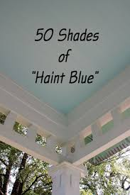 Porch Paint Colors Benjamin Moore by A Little Bolder With Benjamin Moore U0027s Woodlawn Blue As Seen On