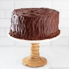 best chocolate cake recipe with chocolate sour frosting
