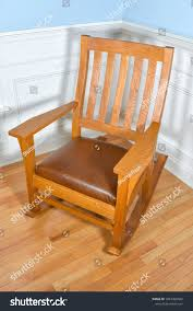 Isolated Empty Oak Rocking Chair Furniture Stock Photo (Edit ... Arts Crafts Mission Oak Antique Rocker Leather Seat Early 1900s Press Back Rocking Chair With New Pin By Robert Sullivan On Ideas For The House Hans Cushion Wooden Armchair Porch Living Room Home Amazoncom Arms Indoor Large Victorian Rocking Chair In Pr2 Preston 9000 Recling Library How To Replace A An Carver Elbow Hall Ding Wood Cut Out Stock Photos Rustic Hickory Hoop Fabric Details About Armed Pressed Back