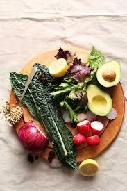 cuisine detox detox salad with no mix dressing minimalist baker recipes