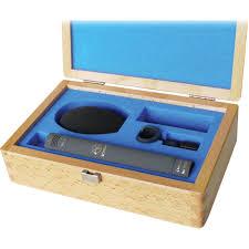 100 24 Casa Mk Schoeps CMC641 Set Colette Series Supercardioid Microphone Set Gray