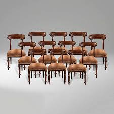 Howard & Sons | A Rare Set Of Twelve Dining Chairs Of The Georgian ... Antiques From Georgian Antiquescouk Lovely Old Round Antique Circa 1820 Georgian Tilt Top Tripod Ding Table Large Ding Room Chairs House Craft Design Table 6 Chairs 2 Carvers In High Wycombe Buckinghamshire Gumtree Neo Style English Estate Dk Decor Modern The Monaco Formal Set Ding Room Fniture Fine Orge Iii Cuban Mahogany 2pedestal C1800 M 4 Scottish 592298 Sellingantiquescouk The Regency Era Jane Austens World Pair Of Antique Pair Georgian Antique Tables Collection Reproductions