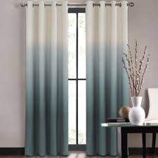 Grommet Top Curtains Jcpenney by Colordrift Mystic Ombre Grommet Top Curtain Panel Jcpenney
